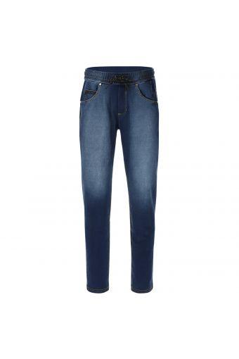 Jeans PRO Pants 24/7 mit Denim-Effekt mit Used-Waschung