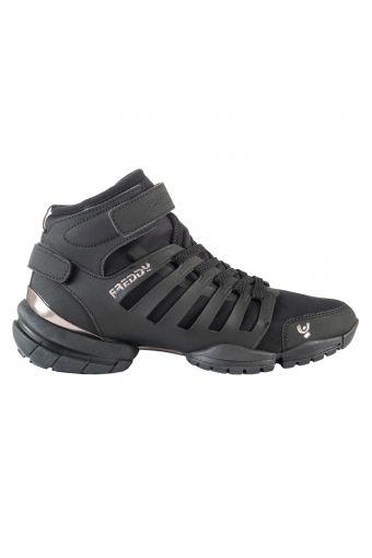 3PRO Studio Mid - Zapatillas de fitness de D.I.W.O.® de caña alta, con suela triple y estructura de sujeción de TPU