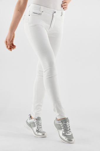 Jeans aus buntem Denim FREDDY BLACK