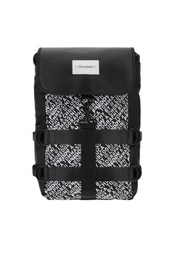 Backpack with print A Choreography by Luca Tommassini