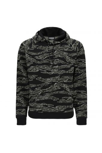 All-over print hoodie