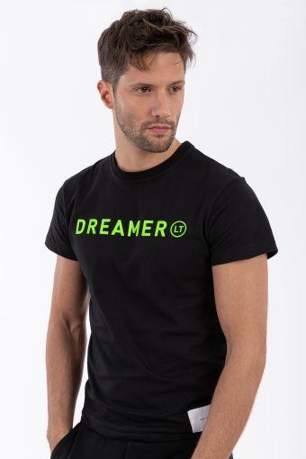 Unisex-T-Shirt mit dem Maxi-Aufdruck LT