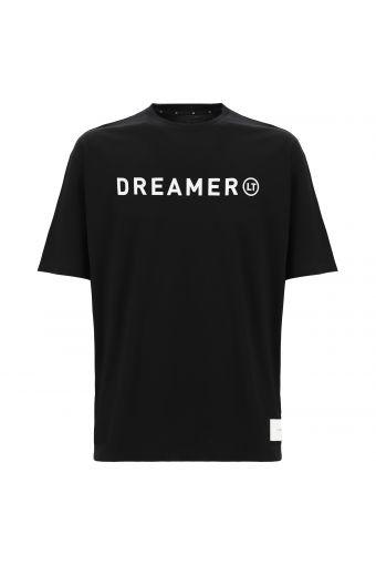 Unisex T-shirt with a maxi LT print