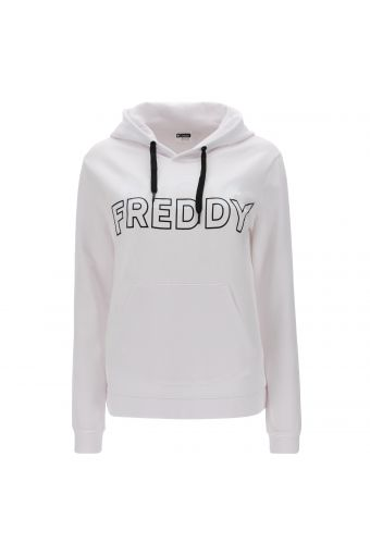 FREDDY MOV. hoodie with a large pouch pocket