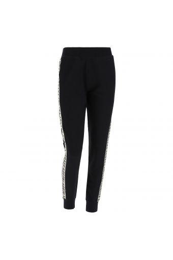 Pantaloni in felpa elasticizzata con bande logate FREDDY