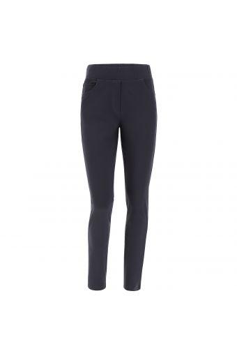 Sweathose mit Taschen im Jeans-Stil