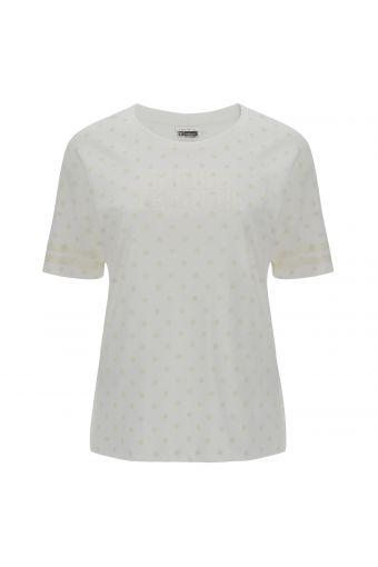Camiseta de ajuste cómodo con lunares FREDDY TRAINING