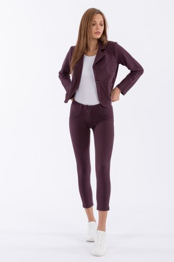 WR.UP®-IN tracksuit with a blazer and sculpting trousers