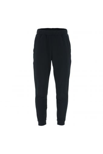 Men's joggers in brushed polyester