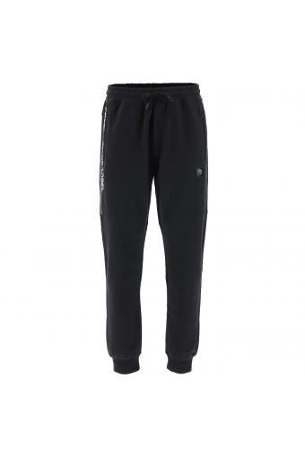 FREDDY BLACK LABEL joggers with reflective lateral bands