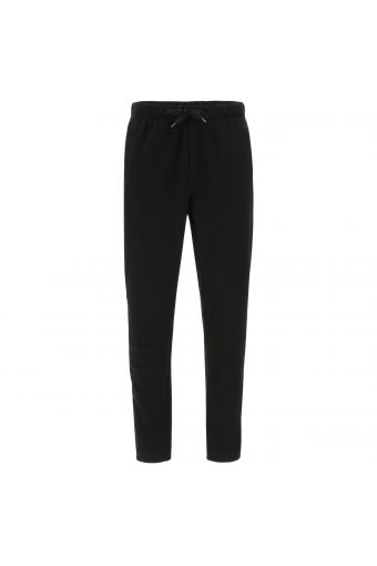 Men's joggers with a small zip pocket and lateral print