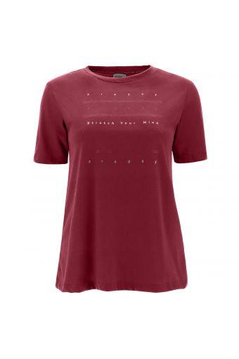 Cotton FREDDY STRETCH YOUR MIND t-shirt