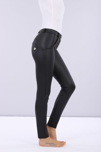 WR.UP® Skinny Regular Rise in faux leather