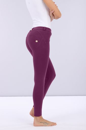 WR.UP® 7/8 Low Rise in stretch cotton