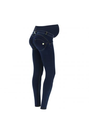 WR.UP® Skinny taille haute, en denim - Collection capsule MATERNITY