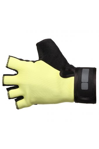 Fitness gloves in D.I.W.O.® technical fabric