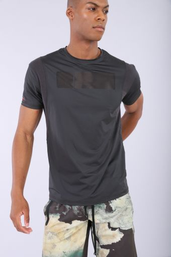 Men's regular fit eco-friendly t-shirt - 100% Made in Italy