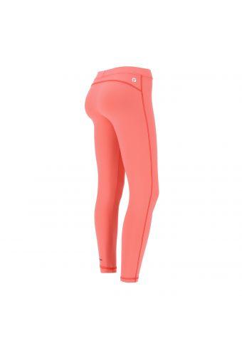 Ankle-length regular waist performance fabric leggings