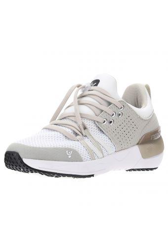 Black and white Feline Skinair active breathability sport shoe