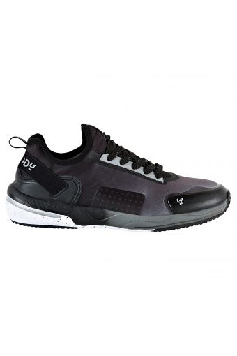 Feline sport shoe in D.I.W.O.® with ITS 2.0 technology for even higher impact absorption - dégradé print