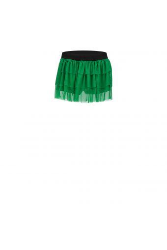 Tulle ruffle skirt - Girls (10-16 years)