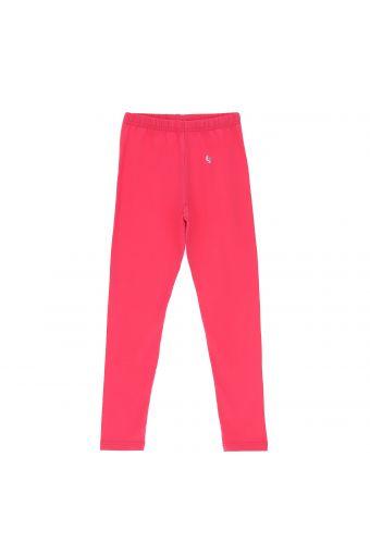 Stretch cotton leggings - Girls 10-16