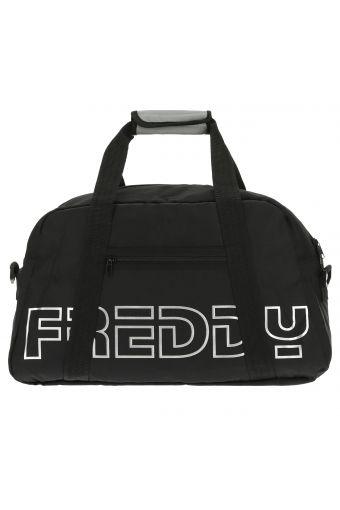 Borsa da palestra in nylon con stampa FREDDY reflex