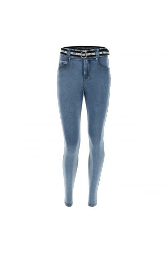 Light wash N.O.W.® Pants skinny jeans