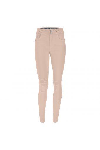 N.O.W.® Pants mit Rissen und unsichtbaren Schlaufen