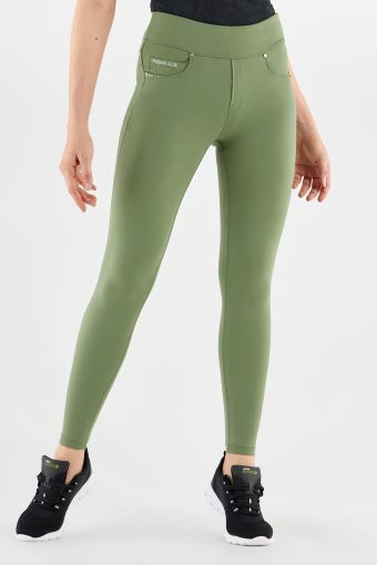 N.O.W.® Pants Yoga in tessuto traspirante bioattivo