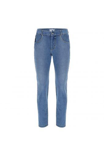 Pantalone lungo con supporto intimo doppio cambio