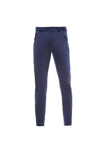 PRO Pants 24/7 No Underwear Needed – Trousers chino fit in garment-dyed fabric