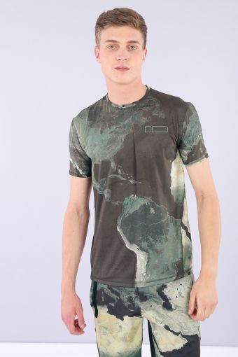 PRO Tee Earth performance t-shirt - 100% Made in Italy