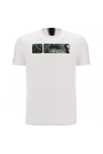 White PRO Tee performance t-shirt - 100% Made in Italy