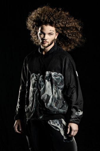 Bomber jacket, unisex - A Choreography by Luca Tommassini