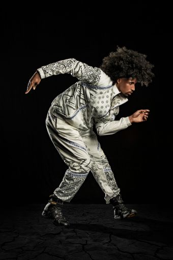 Pantalone unisex fantasia - A Choreography by Luca Tommassini