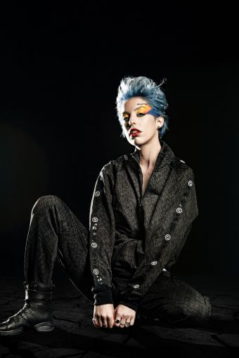 Graphic trousers unisex - A Choreography by Luca Tommassini