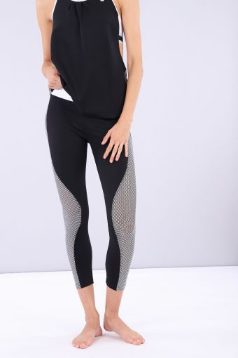 Women's SuperFit yoga Leggings - 100% Made in Italy