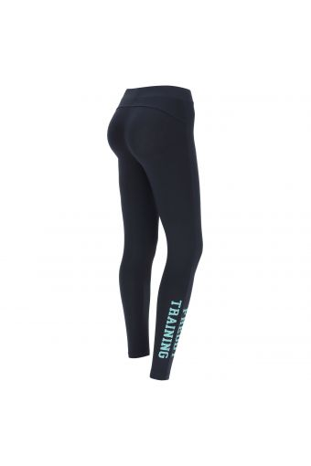 Regular-fit leggings with a FREDDY TRAINING print on the lower leg