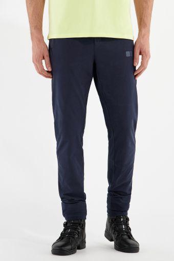 Pantalón deportivo con estampado FREDDY SPORT BOX en bajo pernera