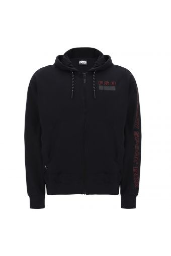 Comfort-fit stretch FREDDY SPORT BOX sweatshirt