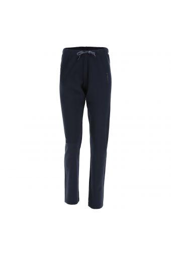 Interlock athletic trousers