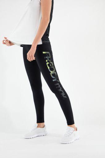 Fitness-Leggings mit fluoreszierendem Camouflage-Aufdruck FREDDY MOV