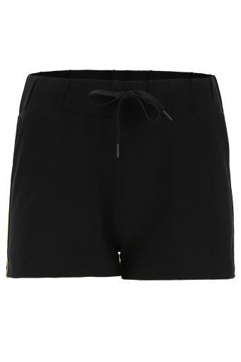 Fitness-Stretch-Shorts mit seitlichen Streifen FREDDY MOV.