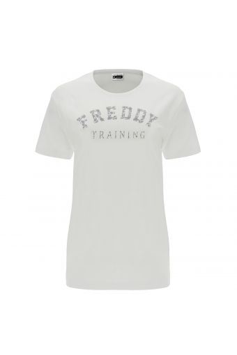 FREDDY TRAINING t-shirt with print