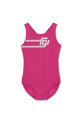 Body für Mädchen mit FGI Logo