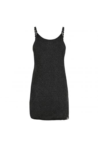 S/L dress with straps