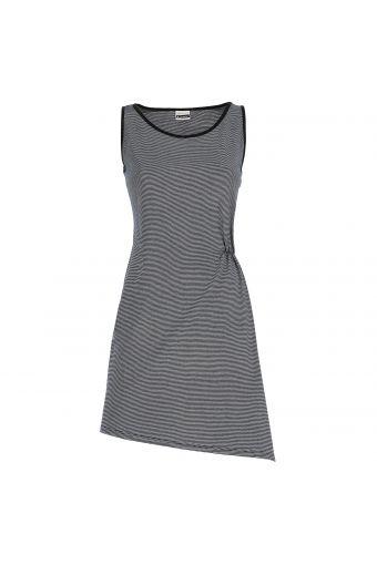 S/L striped dress