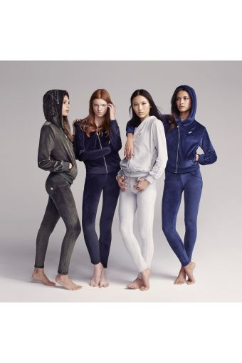 WR.UP-IN - Chenille tracksuit with a hood and WR.UP® trousers