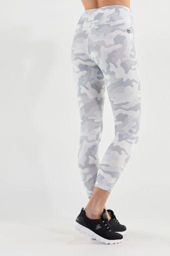 Leggings sportivi Superfit in tessuto traspirante camouflage